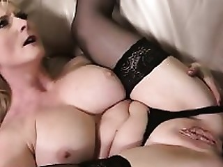Anal Ass Blonde Bus Busty Interracial Mature Stocking