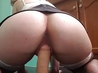 Amateur Ass Babe Blonde Big Cock Cum Cumshot Daddy