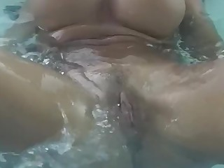 Amateur Brunette Creampie Fetish Hot Masturbation MILF Pool