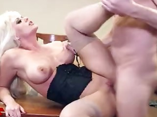Angel Ass Big Tits Blonde Blowjob Boobs Big Cock Cumshot