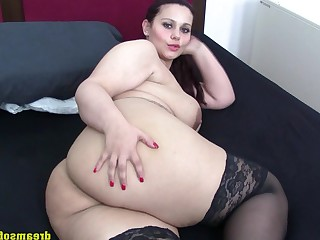 Ass Black Curvy BBW Fatty Feet Fetish Foot Fetish