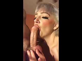 Amateur Babe Blonde Blowjob Big Cock Couple Cum Cumshot