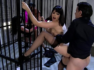 Ass BDSM Big Tits Blowjob Boobs Brunette Big Cock Cum