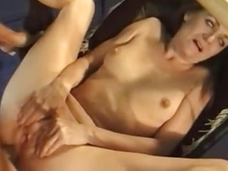 Anal Brunette Kiss Small Tits Little Mature Pussy Ride