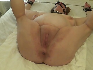 18-21 Amateur BDSM Big Tits Boobs BBW Fatty Fuck