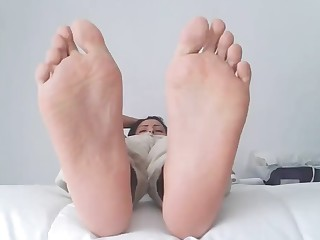 BDSM Feet Foot Fetish Juicy Mammy MILF