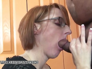 Amateur Blowjob Cougar Homemade Horny Housewife Interracial Small Tits