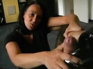 Feet Foot Fetish Footjob Handjob Mature MILF