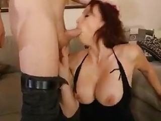Big Tits Blowjob Cumshot Deepthroat Dolly High Heels Hot Mammy