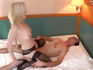 Amateur Blonde Boyfriend Friends Fuck Hardcore HD Homemade