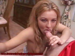 Amateur Big Tits Blonde Blowjob Boobs Big Cock Deepthroat Handjob