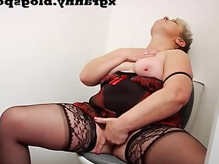 Ass Big Tits Blonde BBW Fatty Granny Horny Mammy
