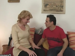 Granny Housewife Mammy Mature MILF Nasty Old and Young Pussy