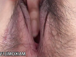 Close Up Big Cock Creampie Cum Cumshot Hairy HD Japanese
