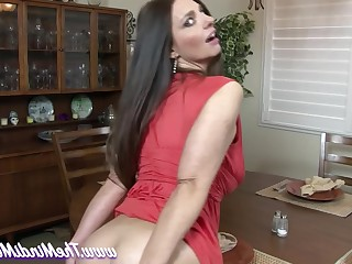 Big Tits Boobs Brunette Daddy Fantasy Fetish Fuck Mammy