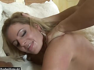 Blonde Blowjob Boobs Cumshot Deepthroat Facials Fingering Hardcore